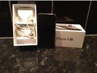 iPhone 4s 16gb on O2