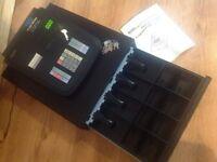 Sam4s ER-180t series electronic cash register, till