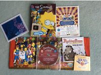 The Simpsons: Complete Season 9 DVD set Collector's Edition