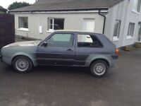 Me 2 golf gti 3 owners solid car reduced price as need gone £1000
