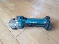 Makita 18v cordless grinder