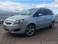 *2008 * VAUXHALL ZAFIRA * 1.9 CDTI SRI * 7 SEATER * F/S/H * M.O.T * JUST SERVICED * IMMACULATE *