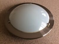 Round Flush Ceiling Light