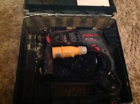 Bosch SDS 110v Drill