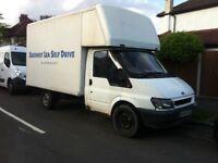 Ford transit Luton MWB single wheel 2.4 rwd London compliant