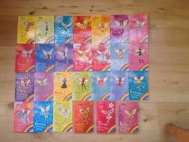 27 x Rainbow Magic Fairy Books