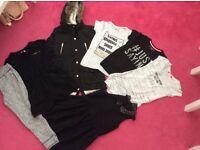 Age 8/9 girls clothes bundle