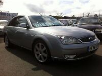 \\ OUTSTANDING EXAMPLE // 56 MONDEO 2.2 TDCi TITANIUM X, 110000 MILES, FULL MOT, 2 OWNERS.