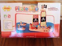 Bigjigs pirate ship