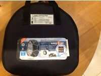 Snow chains -new -never used