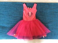 Peppa Pig pink dress, excellent condition
