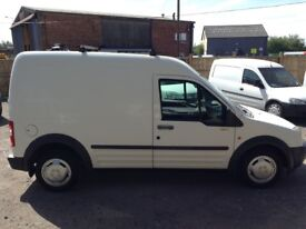 06 PLATE FORD TRANSIT CONNECT LWB HIGH ROOF 1.8 DIESEL