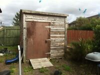 Garden shed for sale need to dismantle