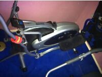 Body Sculpture exercise bike/cross trainer.