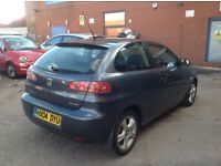 2004 Seat Ibiza 1.2 Good Runner with history and mot