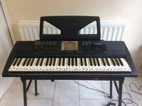 Yamaha Portatone PSR-330 Keyboard