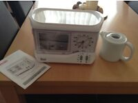 Swan retro teasmade in immaculate condition.