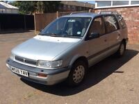 1997 Mitsubishi Space Star 7 Seater Automatic
