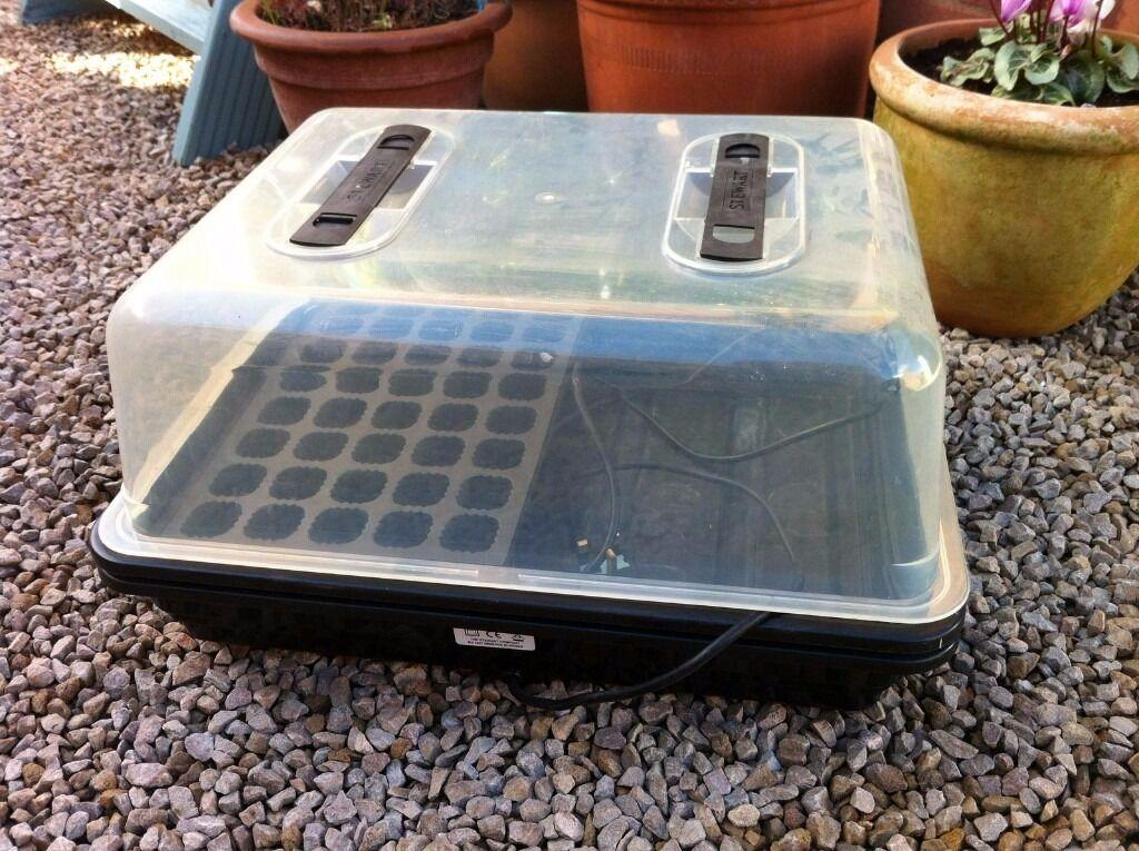Stewart 52cm Heat & Grow Electric Propagator