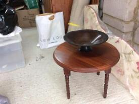 Brown Antique style bowl