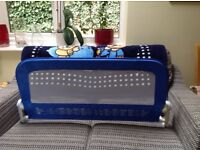 Bed guards for children or the elderly so they will not fall out . Good condition Mothercare .