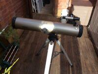 Used Tasco 40-076420H telescope