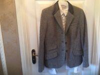 Ralph Lauren Tweed Jacket (ladies) - size 10/12 - never worn