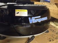 Vibrapower plate, vibration plate