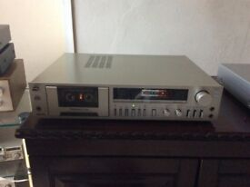 technics . M45 tape deck . . . No offers .