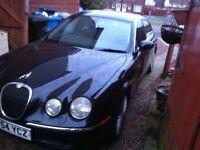 Black Jaguar 3ltrS opportunity