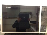 Sharpe microwave/grill/covection oven
