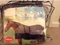 """6'3"""" stable rug, thermal, medium weight"""