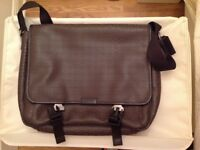 Men's Leather COACH Bag, Laptop Bag, Great Condition