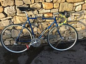 Classic Vitus Argal road bike - REDUCED! - hand built, quality components - collectors item