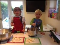 Au Pair / Nanny required - Live-in - 2 Children - Kettering (Near London)
