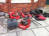 4 Rover/Mountfield Mowers,Parts,Spares,Repairs