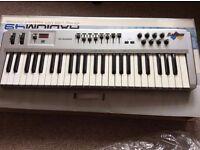M-Audio Radium49 Midi Keyboard Controller / Synthesizer