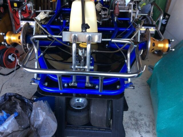 250 National Race Kart with KTM 250 motocross engine | in Chepstow,  Monmouthshire | Gumtree