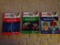 HOW TO PASS HIGHER MATHS, ENGLISH AND BIOLOGY