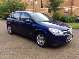 2009 59 Vauxhall Astra 1.4 Petrol, Full Service History, 1 Year MOT, Only Done 49,000 Miles