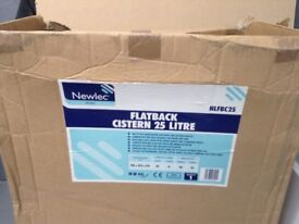 Newlec Flatback Cistern 25Litre Water Heater