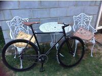 Brick lane bikes fixed wheel / free wheel custom bike