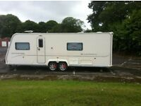 nice twinwheel caravan for quick sale