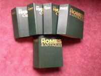 BBC Homes & Antiques Magazines