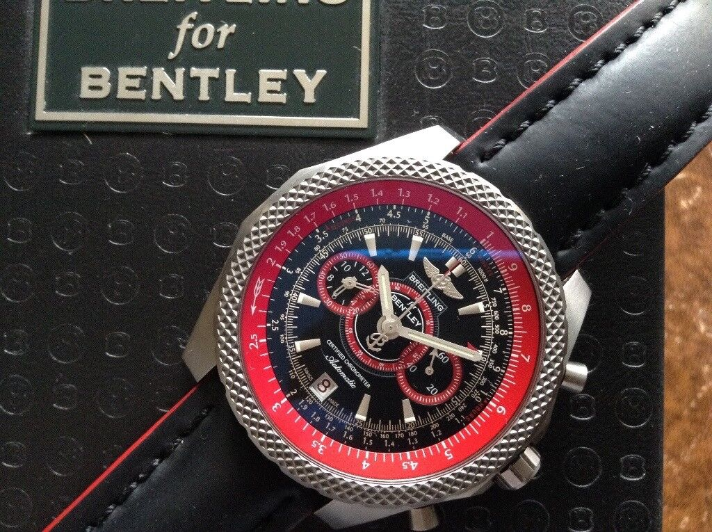 gruenberg large gt s automatic bentley breitling price special c owned sales edition pre