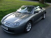 MG TF 2005, Great condition, low mileage