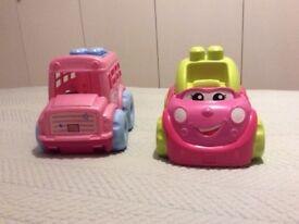 Mega Blocks / Bloks Cars