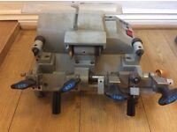 RST TM800 Dual Key Cutting Machine