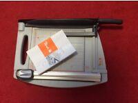 Paper Cutter/Guillotine Peach Twin PC100-14