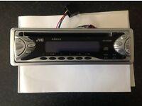 JVC KD-S6060 Radio/CD Player